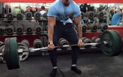 Charity Deadlift Competition 2019
