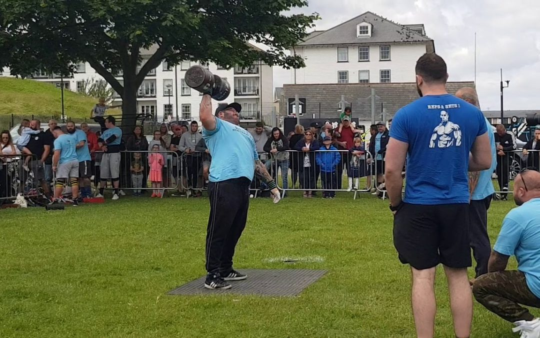 Kents Strongest Man 21st June 2020